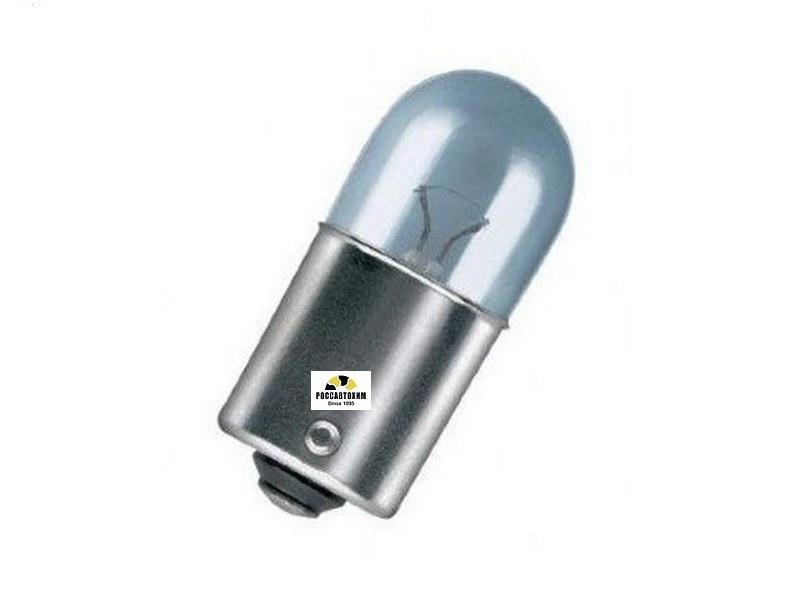 Лампа OSRAM 5637  24V R10W (BA15s)
