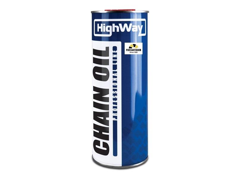 HighWay  Масло цепное CHAIN OIL  1л