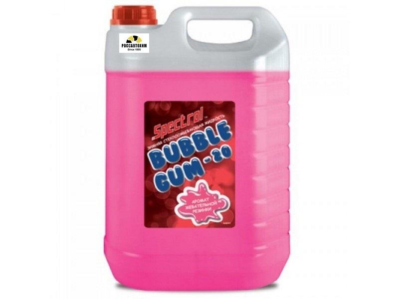 Спектрол ЖОС Зимняя Bubble Gum -20 (с ароматом жевательной резинки)  4л