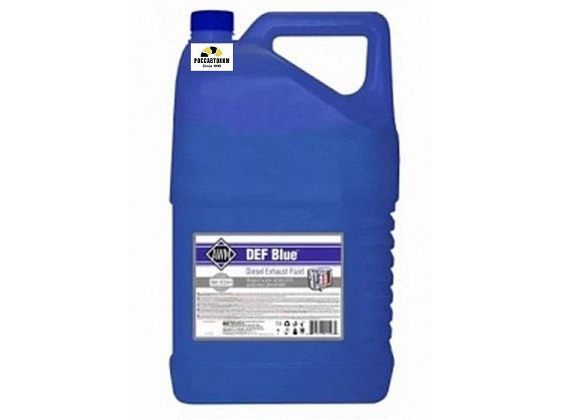 Водный раствор для систем  SCR AWM DEF Blue 10 литров