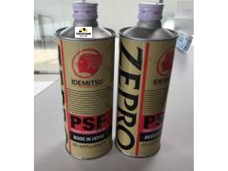 IDEMITSU Zepro PSF /Жидкость для гидроусилителя  руля (0,5л) /1646-0005/