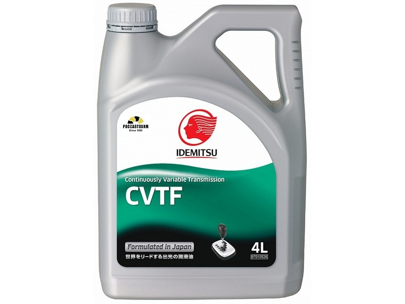 IDEMITSU MULTI  CVTF /Жидкость для вариаторов 4л /30455013-746/30301201-746