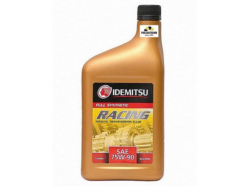 IDEMITSU Racing gear oil 75w90  946мл. /30305024-750/