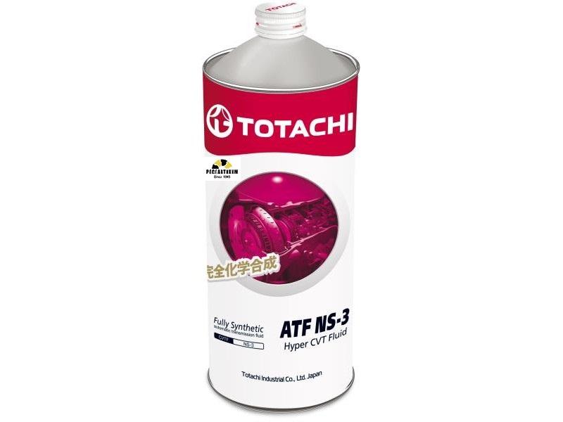 TOTACHI  ATF NS-3    1л - Жидкость для ВАРИАТОРА