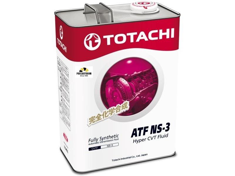 TOTACHI  ATF NS-3    4л - Жидкость для вариатора