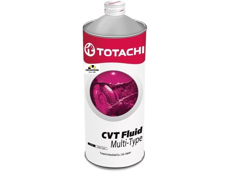 TOTACHI ATF CVT MULTI-TYPE - Жидкость для АКПП   1л