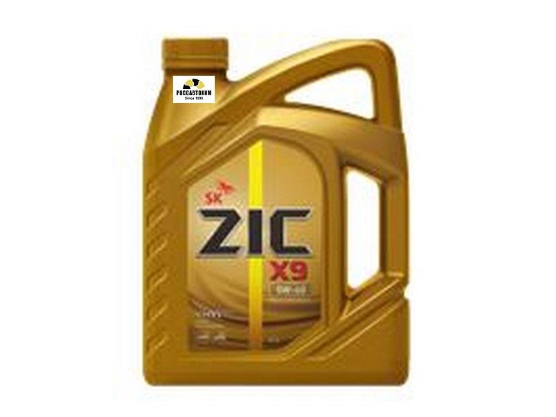 ZIC X9 5W40 4л синт