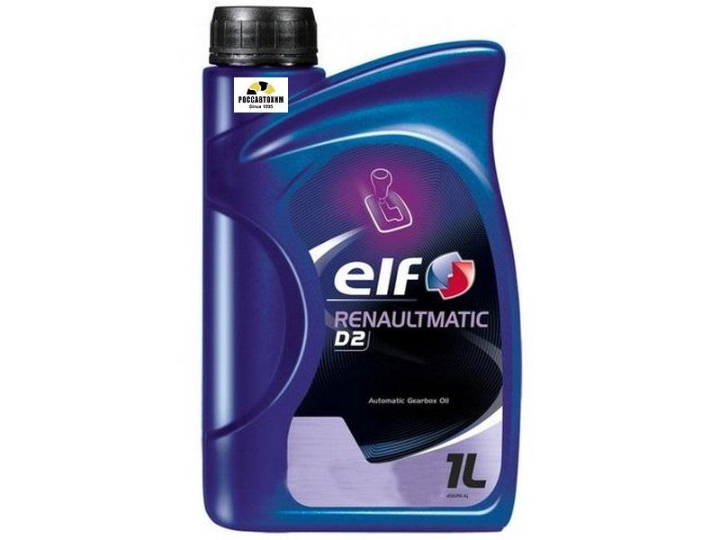 Elf Renaultmatic D2 1л  для АТ