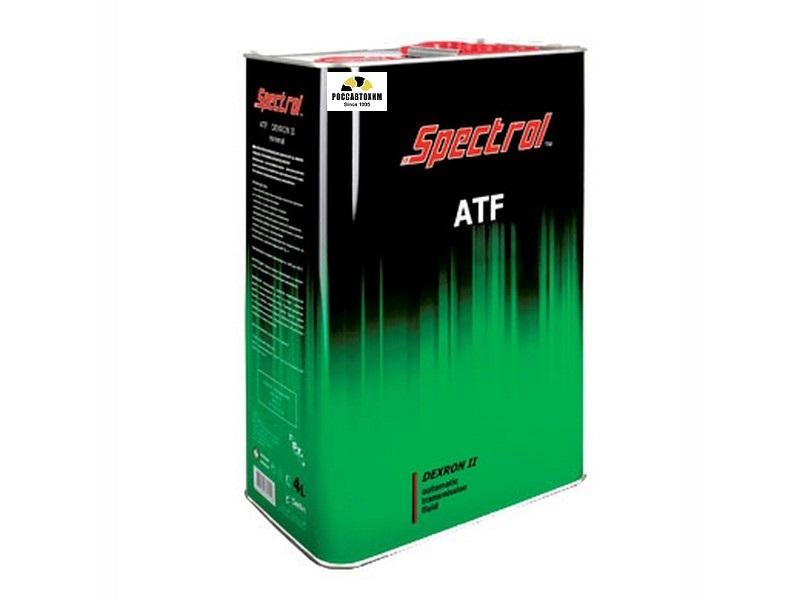 Спектрол ATF Dexron II для автомат. трансм. 4л