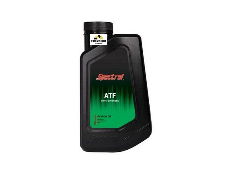 Спектрол ATF Dexron III для автомат. трансм. п/с 1л