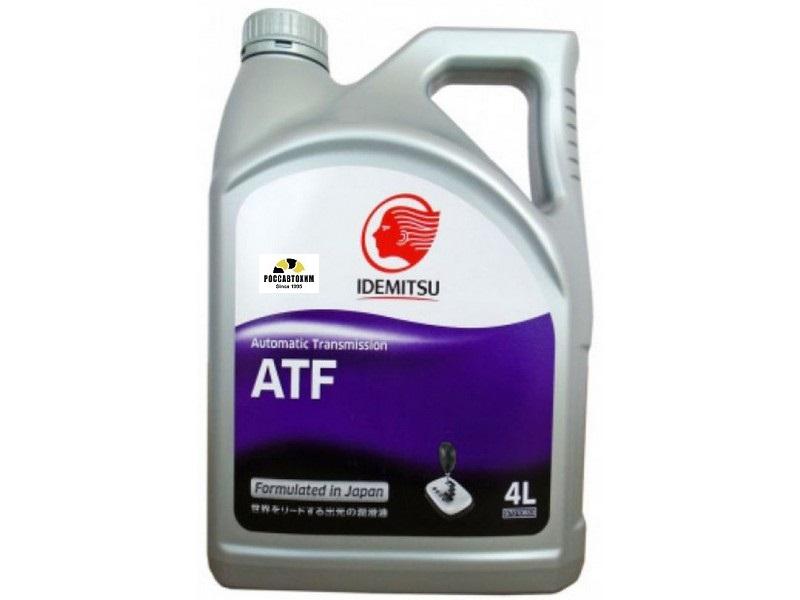 IDEMITSU ATF /Жидкость для АКПП 4л. /30450244-746/