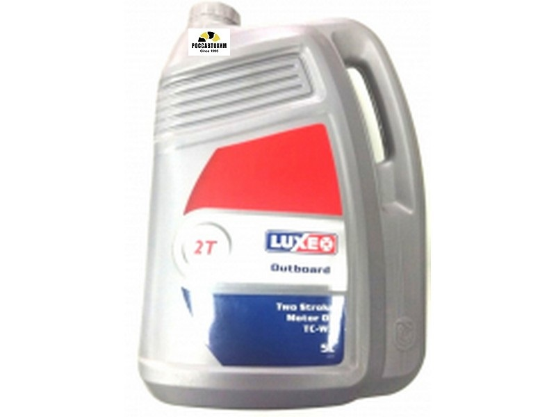 Масло Лодочное LUXE 2T TC-W3 5л