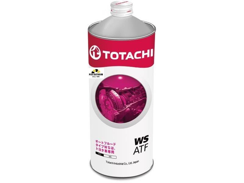 TOTACHI ATF WS синт. 1л Жидкость для АКПП