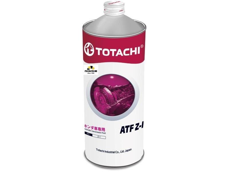 TOTACHI ATF Z-1 синт. 1л Жидкость для АКПП