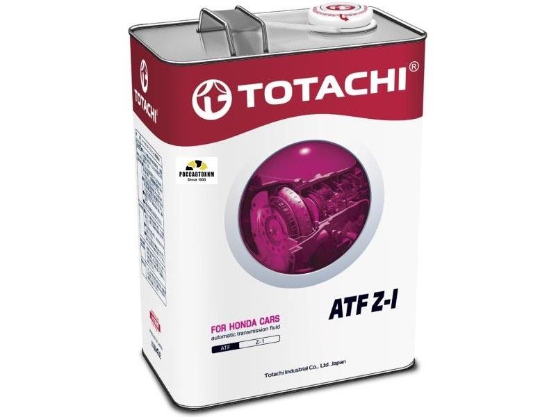 TOTACHI ATF Z-1 синт. 4л Жидкость для АКПП