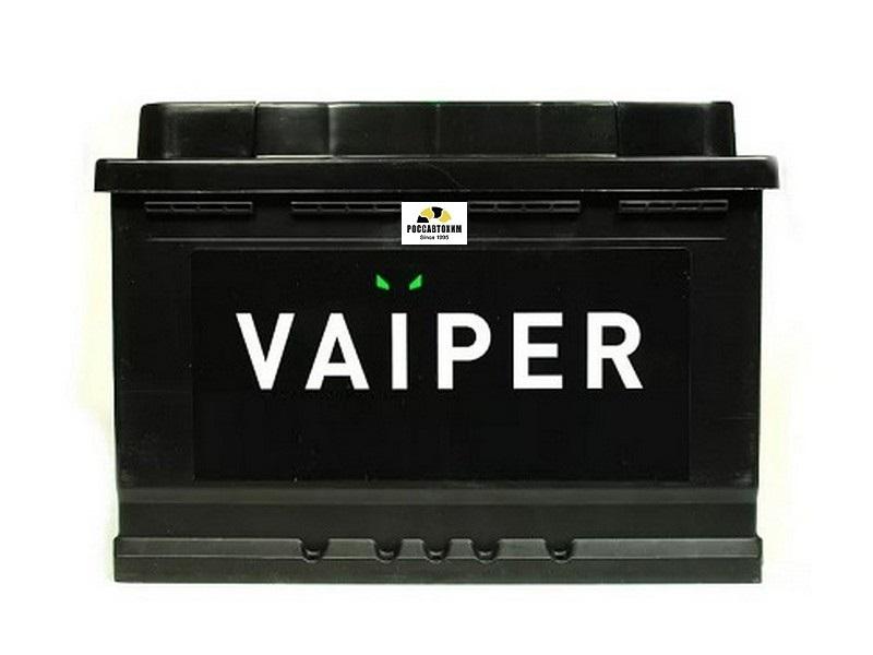 АКБ Vaiper 62 Ач п/п