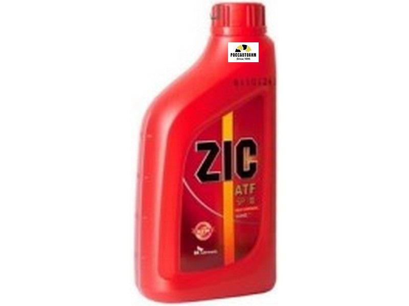 ZIC ATF  SP3  1л (для  АКПП)