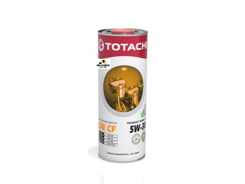 TOTACHI NIRO LV SN/CF п/синт. 5W-30 1л/1 кг