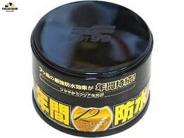 10300/00300 Покрытие для кузова защитное Soft99 Fusso 12 Months для темных, 200 гр