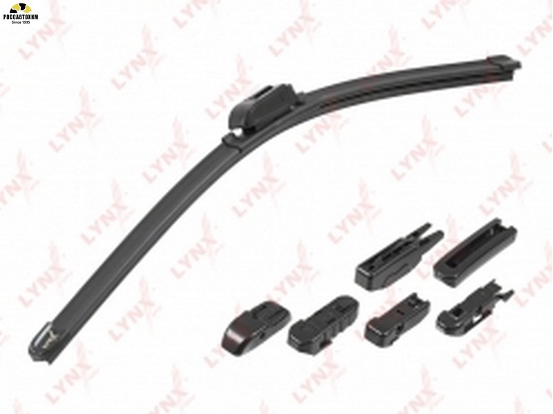 LX650 Щетка стеклоочистителя гибридная 650 мм LYNXauto
