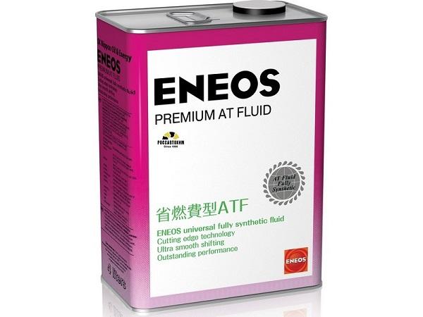 ENEOS Premium AT Fluid   4л Жидкость для АКПП