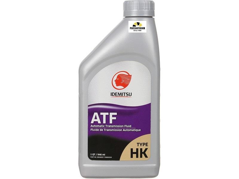IDEMITSU ATF TYPE-HK / Жидкость для АКПП (946мл)