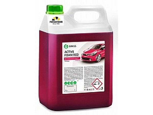 "Средство GRASS ""Active Foam Red"" 5,8кг"
