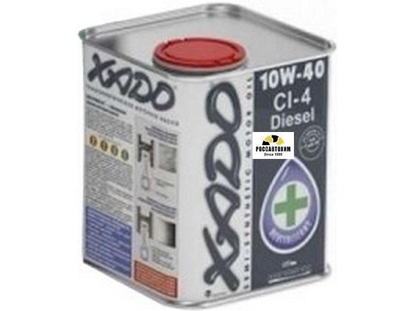 XADO 10W-40 CI-4 Diesel 1 л. ХА24149