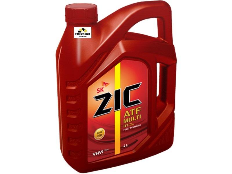 ZIC ATF Multi HT трансм.  синт. 4 л /162664/