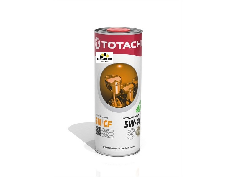 TOTACHI NIRO LV SN/CF Synthetic 5W-40 1л