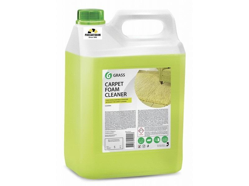 """Очиститель салона GRASS """"Carpet Foam Cleaner"""" 5,4л"""