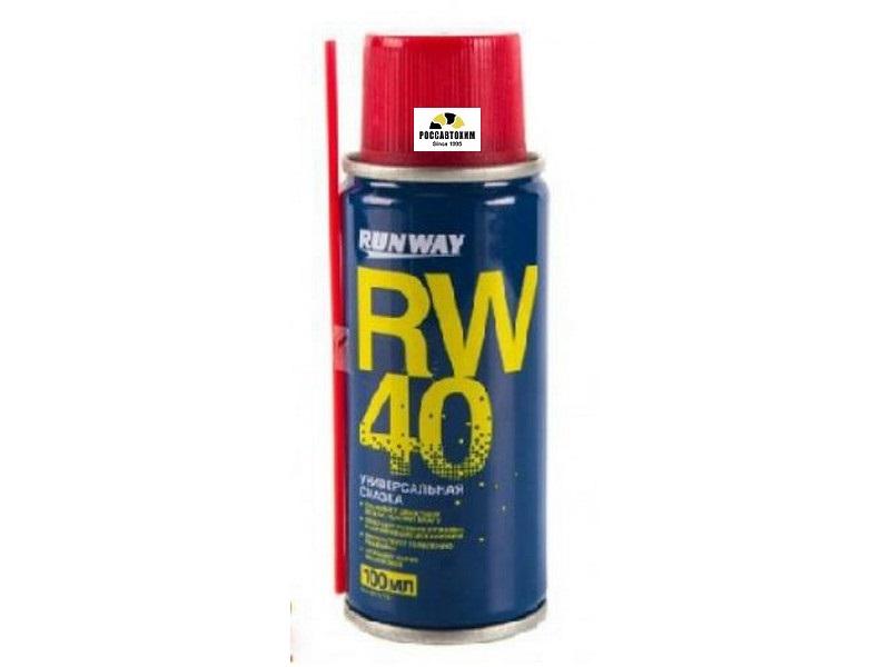 Универсальная смазка RW-40 100мл(аэроз.) RW6094