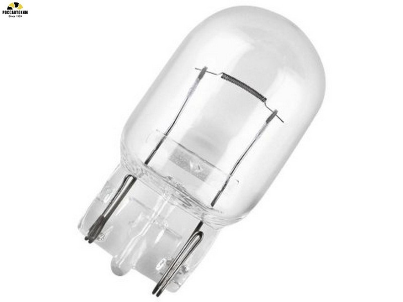 Лампа NARVA 12V W21W (W3*16d)  17632 CP