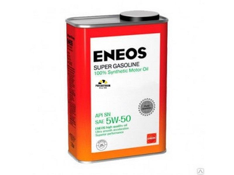 ENEOS   Super Touring  SN синтетика 5W50 1л