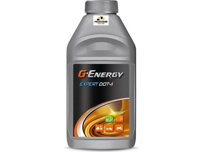 G-Energy Expert 0,910 кг тормозная жидкость