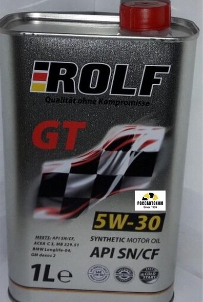 Rolf GT 5W30 SN/CF синт.  1л