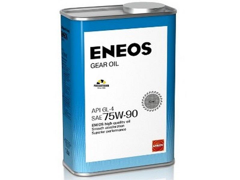 ENEOS GEAR GL-4  75W90 1л Масло трансмиссионное