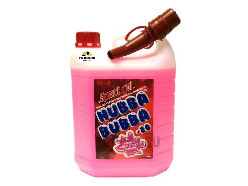 Спектрол ЖОС Зимняя Bubble Gum -20 (с ароматом жевательной резинки)  5л