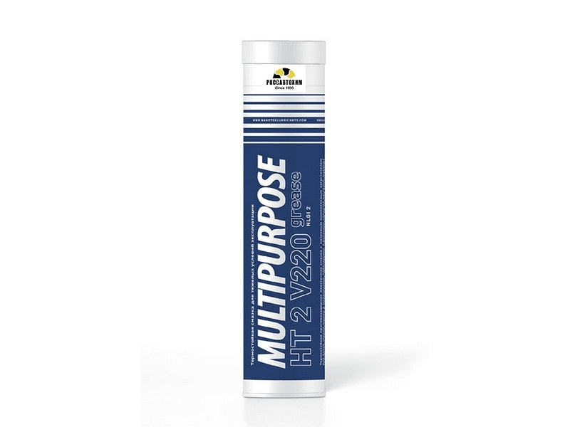 Смазка nanolube UHP Grease HT 2  0,4кг