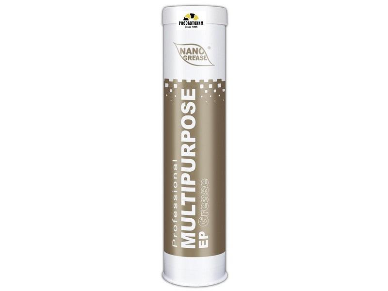 Смазка NANO Gold Multipurpose EP-1 Grease 0,4кг