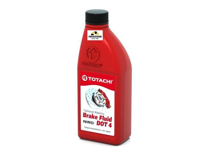 TOTACHI NIRO Brake Fluid DOT-4 0.5л