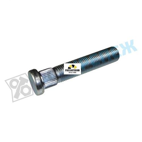 Шпилька M12*58/39*1,5 колесная Dш=13,0мм hyundai   25633
