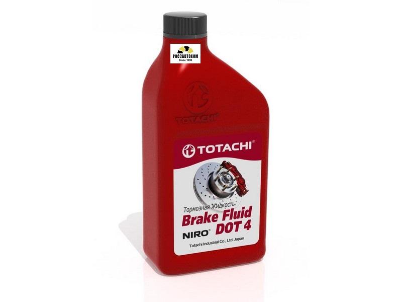 TOTACHI NIRO Brake Fluid DOT-4  0.91кг.