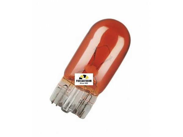 Лампа NARVA 12V WY5W (W2.1*9.5d) YELLOW  17169 CP