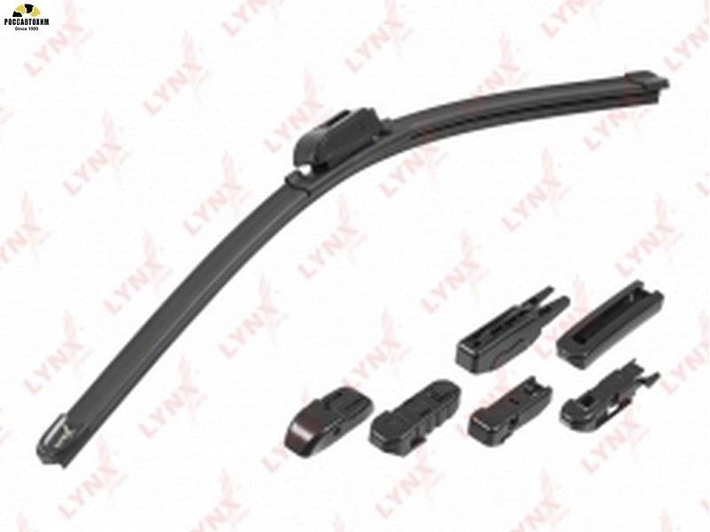 LX430 Щетка стеклоочистителя гибридная 430 мм LYNXauto