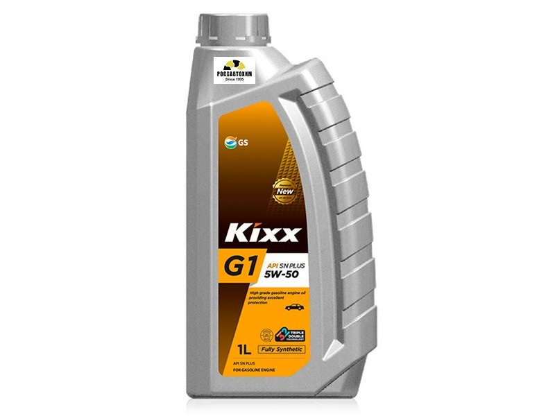 KIXX G1 SN Plus 5W-50 /1л  синт.