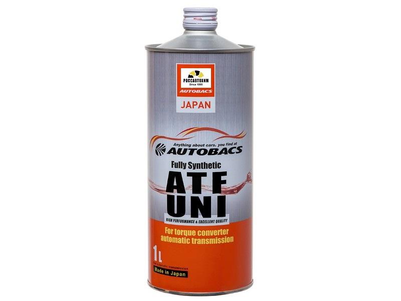 AUTOBACS ATF UNI FS / Масло трансмиссионное для АКПП (1л)
