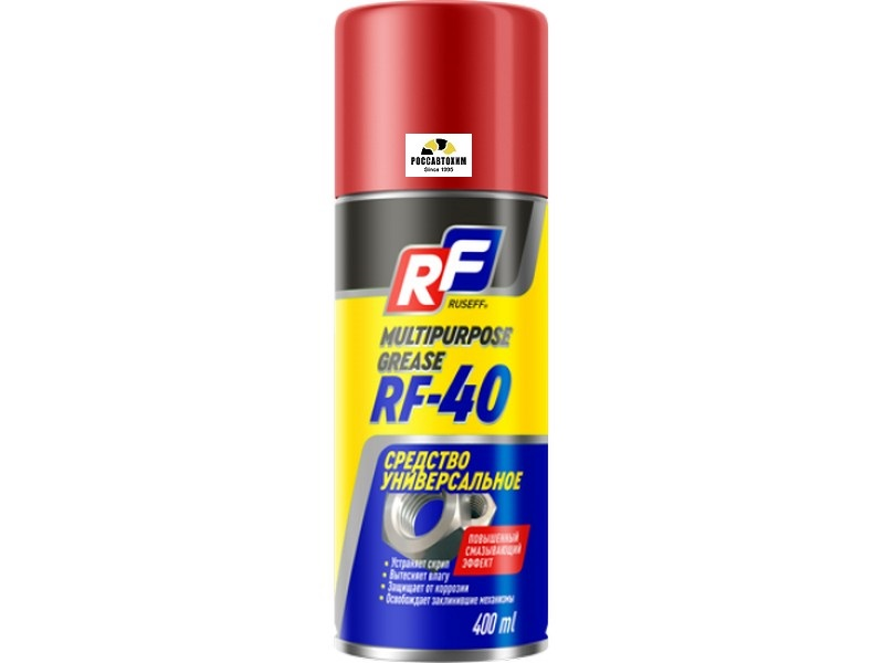 16237N RUSEFF Универсальное средство RF - 40 (400мл)