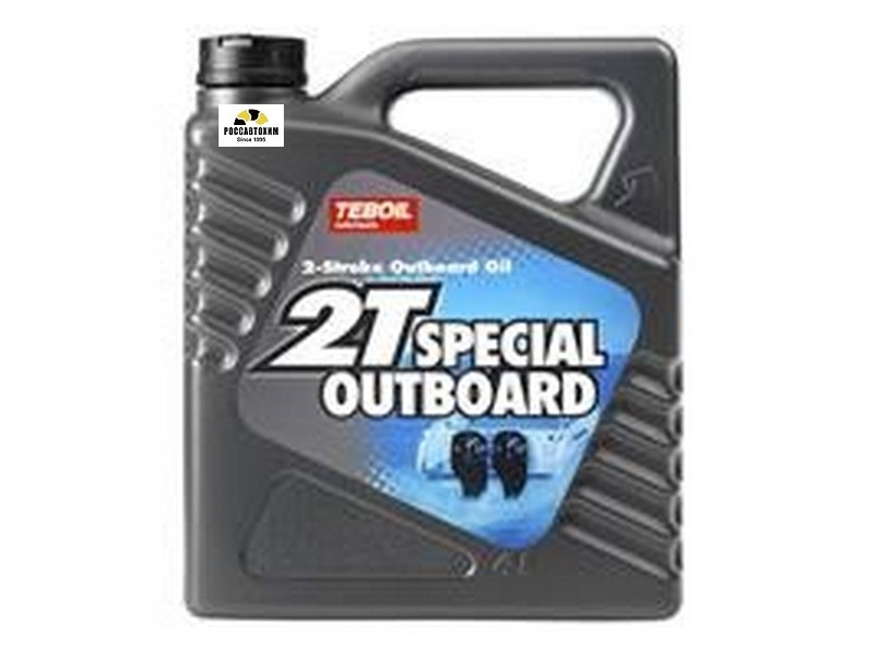 TEBOIL  2T Special Outboard  4л