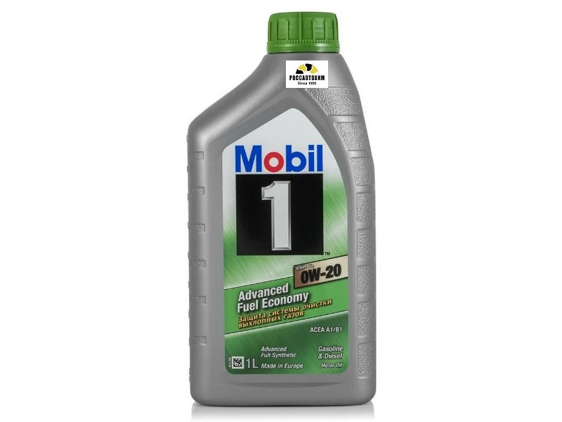 MOBIL 1 ESP X2 0W-20 1л